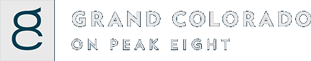 Grand Colorado on Peak 8 logo